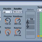Max4Live-MIDIgran